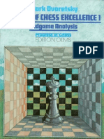School of Chess Excellence 1- Dvoretsky