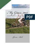 My Green 2013 Book 4