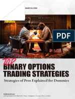 TOP5 Forex & Binary Options Trading Strategies - For dummies