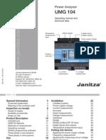 UMG104 Manual English