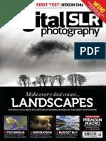 Digital SLR Photography - May 2014