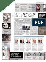 2009 Inserto_corriere 18 Luglio 2009 - Luna