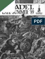 Citadel 1989 Late Summer Trade Catalog