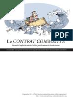 Le Contrat de Droits d'Auteur en BD - 2011