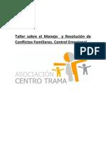 tallersobreelmanejoyresolucindeconflictosfamiliaresx-130104123552-phpapp01