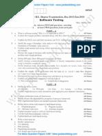Software Testing Jan 2014