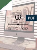 Codex Books Boards
