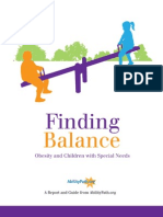 Finding Balance in Obesity