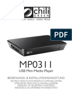 Cg Mp0311 Manual