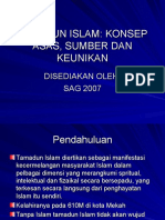 (Bab 6)Tamadun Islam