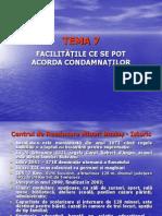 T 7 Facilitati Ce Se Pot Acorda Cond