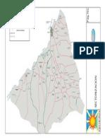 Mapa Comunidades de Quero