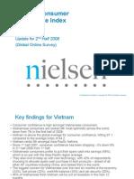 Nielsen Consumer Confidence Index