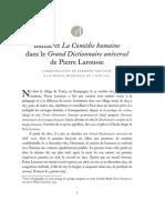 50.Balzac Larousse
