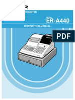 ER-A440 Instruction Manual