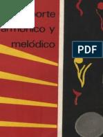 Transporte Armonico y Melodico Fabio E Martinez N