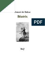 25.Béatrix Balzac