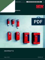 Movitrac B - Manual de Sistema - 2011 PT