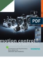 Catalogo Completo Servomotores Siemens