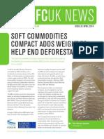 PEFC UK Newsletter - April 2014