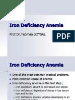 Discusi v Iron Deficiency Anemia