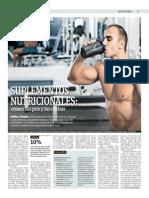 Suplementos Nutricionales Conoce Sus Pros y Sus Cotnras