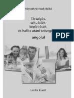 Némethné Hock Ildikó - Társalgás Angolul