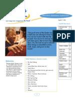 MUST Ministries, Cherokee Bulletin