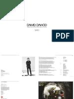 Dawid Dawod Portfolio 2012