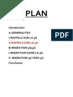 Projet Migration3G 4G
