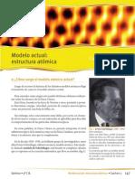 Modelo Atomica de Schodinger