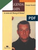 Giuseppe Alessandri - La Leggenda Del Vampa (la storia del Mostro di Firenze?)