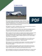 33 Curiosidades Sobre Viagens Em Aviões.