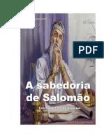 A Sabedoria de Salomão !!!