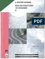 F01 Catalogue Des Structures de Chaussees
