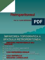 Retroperitoneul
