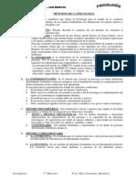 Círculo - Métodos de La Psicología - Aula 4