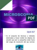 Microscopia 2011