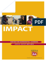 CEL Impact Report 2011-12