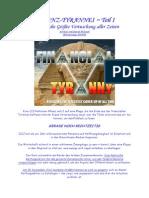 Finanz-Tyrannei - Teil I