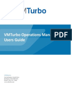 VMTurbo Operations Manager 4.0.1 User Guide