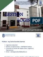 Semana 01 y 02 - Gestion Logistica