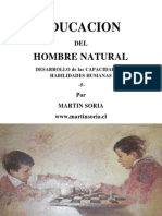 EDUCACION DEL HOMBRE NATURAL TOMO 5