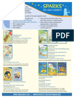 Candlewick SPARKS Common Core Sheet
