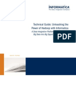 Informatica Wth Hadoop White Paper