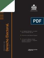 2007 DERECHO ELECTORAL JNE. Sistemas de Partidos en la Región Andina