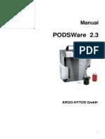 Manual Pods