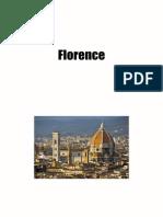 09 - Séjour en Italie - Florence HDA Et Conseils