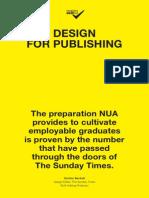 nua ug prospectus ba designforpublishing