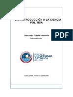 1999 Una Introducción a la Ciencia Política. Texto no publicado